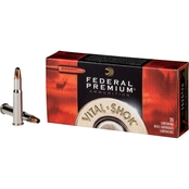 Federal Vital-Shok .30-30 150 Gr. Bonded Hollow Point, 20 Rounds
