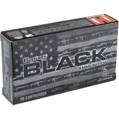 Hornady Black 7.62x39 123 Gr. SST Steel Case, 20 Rounds