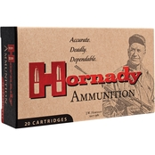 Hornady Custom .300 AAC Blackout 135 Gr. Flex Tip, 20 Rounds