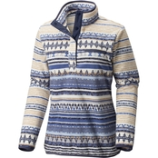 Columbia Mountain Side Printed Pull Over