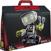 Spin Masters Meccano M A X Robot