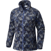 Columbia Benton Springs Print Full Zip Top