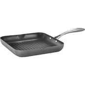 Tramontina Gourmet Hard Anodized 11 in. Square Grill Pan