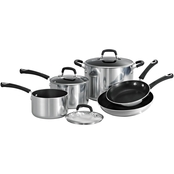 Tramontina Style Polished 8 pc. Cookware Set
