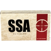 Nosler Silver State Armory 6.8 SPC 110 Gr. SP, 20 Rounds