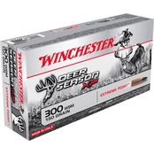 Winchester Deer Season .300 Win Mag 150 Gr. Extreme Point Polymer Tip, 20 Rounds