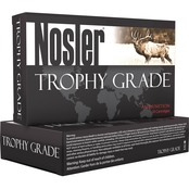 Nosler Trophy 7mm Rem 140 Gr. Accubond, 20 Rounds