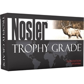 Nosler Trophy Long Range .26 Nosler 129 Gr. Accubond, 20 Rounds