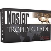 Nosler Trophy Long Range .26 Nosler 142 Gr. Accubond, 20 Rounds
