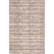 Karastan Flirt Brushed Gold Rug