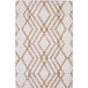 Karastan French Affair Brushed Gold Rug