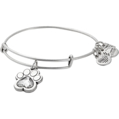 Alex and Ani Charity By Design Prints of Love Charm Bangle