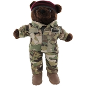 Bear Forces of America Army Airborne Mini Bear