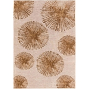 Karastan Haight Brushed Gold Rug