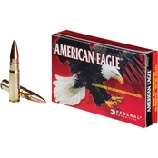 Federal American Eagle .300 AAC Blackout 150 Gr. FMJ, 20 Rounds