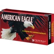 Federal American Eagle 6.5 Grendel 120 Gr. Open Tip Match, 20 Rounds