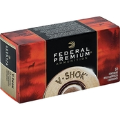 Federal Vital-Shok .270 Win 130 Gr. Trophy Copper Lead Free, 20 Rounds