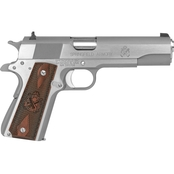 Springfield Mil-Spec 45 ACP 5 in. Barrel 7 Rd 2-Mags Pistol Stainless Steel CA Comp