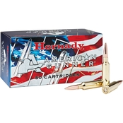 Hornady American Gunner 6.5 Creedmoor 140 Gr. Boat Tail Hollow Point, 50 Rounds