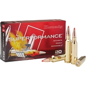 Hornady Superformance .300 WSM 165 Gr. GMX, 20 Rounds