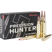 Hornady Precision Hunter .300 Weatherby Magnum 200 Gr. ELD-X, 20 Rounds