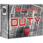 Hornady Critical Duty 10mm 175 Gr. FlexLock Duty, 20 Rounds
