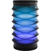 iHome Color Changing Bluetooth Rechargeable Speaker with Spreakerphone