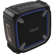 iHome Weather Tough Model 3 Rechargeable Bluetooth Speaker with Speakerphone