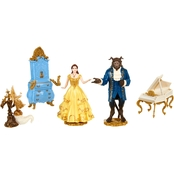 Disney Beauty and the Beast Enchanted Figurine Set