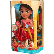 Disney Action and Adventure Elena of Avalor Doll
