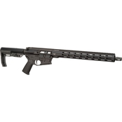 Nordic Components PCC 9mm 16 in. Barrel  Rifle Black with Removable Magwell