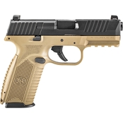 FN 509 9MM 4 in. Barrel 17 Rds 2-Mags Pistol Black