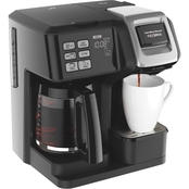 Hamilton Beach Flexbrew 2way Coffee Maker