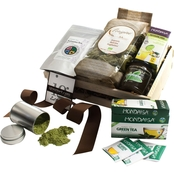 The Gourmet Market Green Tea Gift Crate