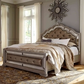 Signature Design by Ashley Birlanny Upholstered Bed
