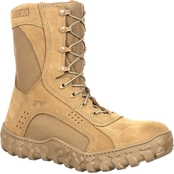 Rocky S2V Steel Toe Tactical Military Boots