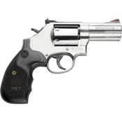 S&W 686 Plus Deluxe 357 Mag 3 in. Barrel 7 Rds Revolver Stainless Steel