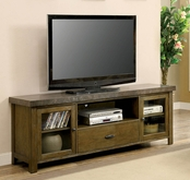 Furniture of America Sherrie 74 in. TV Stand