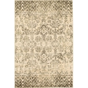 Karastan Le Jardin Willow Grey Rug