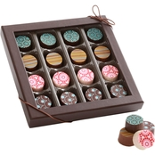 Chocolate Works Artisan Truffle 16 pc. Box