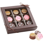 Chocolate Works Artisan Truffle 9 pc. Box