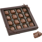 Chocolate Works Sea Salt Caramel 16 Pc. Box
