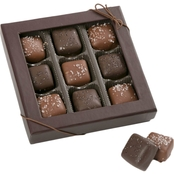 Chocolate Works Sea Salt Caramel 9 pc. Box
