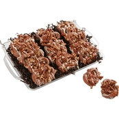 Chocolate Works Cinnamon Bun Pretzel Tray, 1.9 lb., 15 ct.