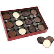 Chocolate Works Peanut Butter Cup 12 Pc. Box