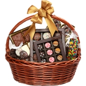 Chocolate Works Medium Chocolate Gift Basket