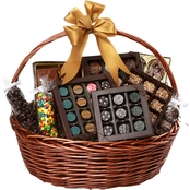 Chocolate Works Large Chocolate Gift Basket