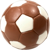 Chocolate Works Small Chocolate Soccer Ball