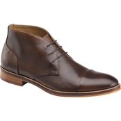 Johnston & Murphy Conard Cap Toe Chukka Boots