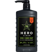 Hero Clean Dish and Hand Soap